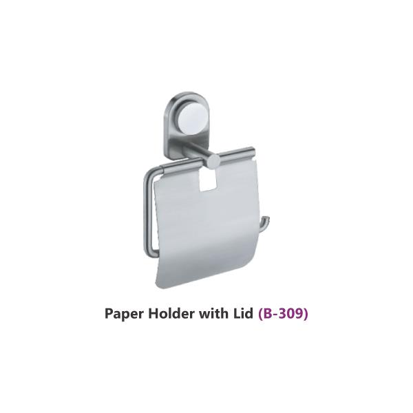Paper Holder with Lid  (B - 309)