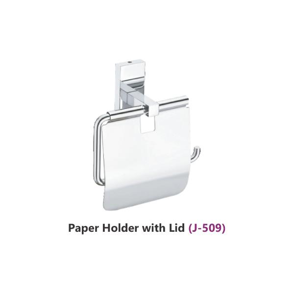 Paper Holder with Lid  (J - 509)