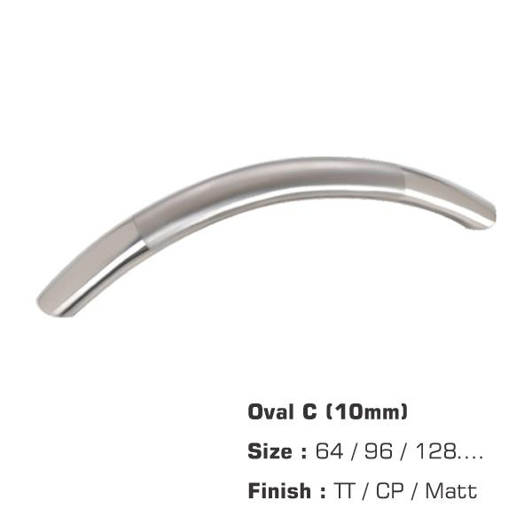 Oval C (10mm)