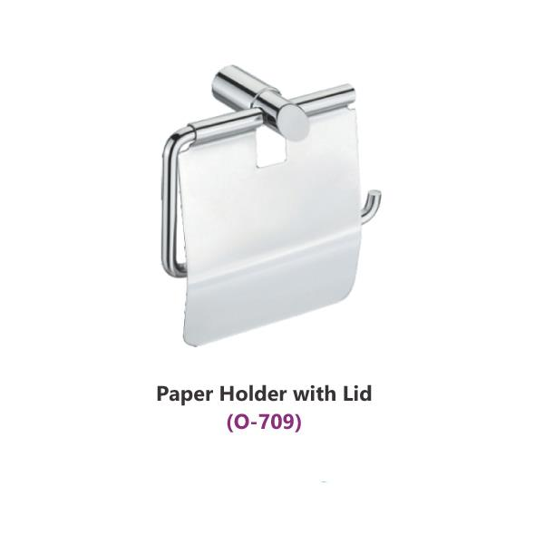 Paper Holder With Lid (O - 709)