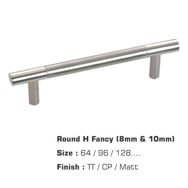 Round H Fancy(8mm & 10mm)