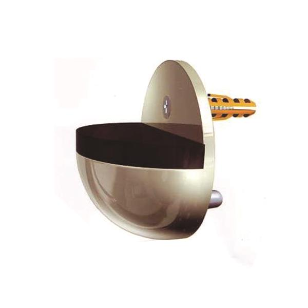 Land Door Stopper Zink(Round)